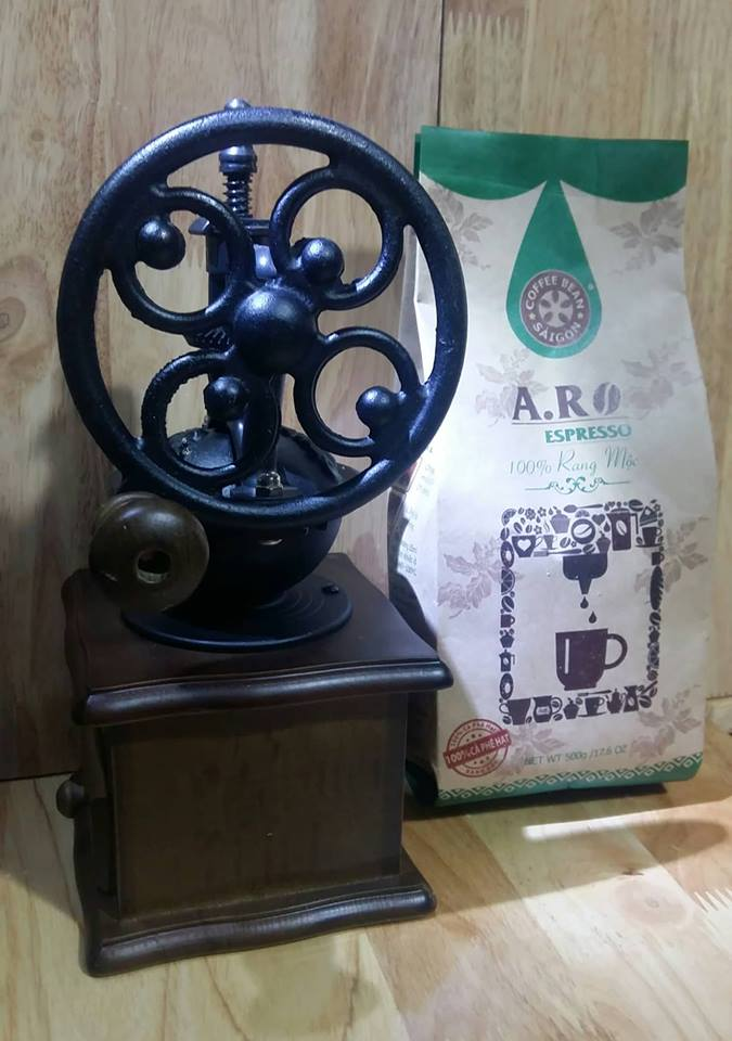 Cafe Arabica - Robusta